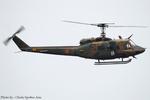 Chofu Spotter Ariaさんが、みなとみらいヘリポートで撮影した陸上自衛隊 UH-1Jの航空フォト(飛行機 写真・画像)