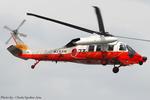 Chofu Spotter Ariaさんが、みなとみらいヘリポートで撮影した海上自衛隊 UH-60Jの航空フォト(飛行機 写真・画像)