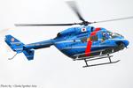 Chofu Spotter Ariaさんが、みなとみらいヘリポートで撮影した神奈川県警察 BK117B-2の航空フォト(飛行機 写真・画像)