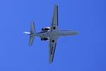 T.Sazenさんが、伊丹空港で撮影した朝日航洋 560 Citation Ultraの航空フォト(写真)