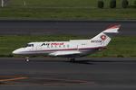 WING_ACEさんが、成田国際空港で撮影したAir Med BAe-125-800Aの航空フォト(飛行機 写真・画像)