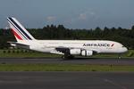 WING_ACEさんが、成田国際空港で撮影したエールフランス航空 A380-861の航空フォト(飛行機 写真・画像)
