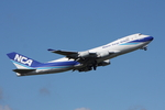 WING_ACEさんが、成田国際空港で撮影した日本貨物航空 747-4KZF/SCDの航空フォト(飛行機 写真・画像)