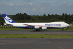 WING_ACEさんが、成田国際空港で撮影した日本貨物航空 747-8KZF/SCDの航空フォト(飛行機 写真・画像)