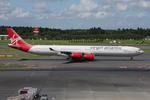 WING_ACEさんが、成田国際空港で撮影したヴァージン・アトランティック航空 A340-642の航空フォト(飛行機 写真・画像)