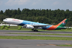 WING_ACEさんが、成田国際空港で撮影した中国東方航空 A330-343Xの航空フォト(飛行機 写真・画像)
