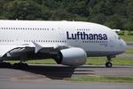 WING_ACEさんが、成田国際空港で撮影したルフトハンザドイツ航空 A380-841の航空フォト(飛行機 写真・画像)