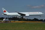 WING_ACEさんが、成田国際空港で撮影したエア・カナダ 777-333/ERの航空フォト(飛行機 写真・画像)