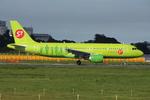 WING_ACEさんが、成田国際空港で撮影したシベリア航空 A320-214の航空フォト(飛行機 写真・画像)
