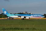 WING_ACEさんが、成田国際空港で撮影したエア・タヒチ・ヌイ A340-313Xの航空フォト(飛行機 写真・画像)