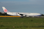 WING_ACEさんが、成田国際空港で撮影したチャイナエアライン A340-313Xの航空フォト(飛行機 写真・画像)