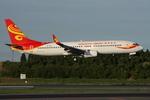 WING_ACEさんが、成田国際空港で撮影した香港航空 737-808の航空フォト(飛行機 写真・画像)
