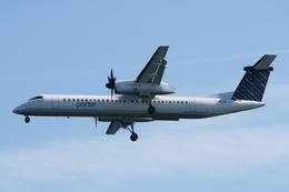 NIKEさんが、ビリー・ビショップ・トロント・シティー空港で撮影したポーター・エアラインズ DHC-8-402Q Dash 8の航空フォト(飛行機 写真・画像)