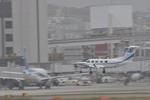 あっしーさんが、伊丹空港で撮影した毎日新聞社 PA-42-1000 Cheyenne IVの航空フォト(写真)