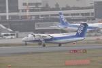 あっしーさんが、伊丹空港で撮影したエアーニッポンネットワーク DHC-8-314Q Dash 8の航空フォト(写真)