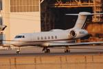 パンダさんが、成田国際空港で撮影したNJI SALES INC G-Vの航空フォト(飛行機 写真・画像)