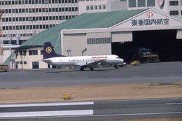 md11jbirdさんが、羽田空港で撮影したマンダラ・エアラインズ YS-11-129の航空フォト(飛行機 写真・画像)