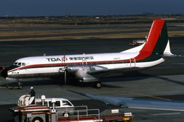羽田空港 - Tokyo International Airport [HND/RJTT]で撮影された東亜国内航空 - Toa Domestic Airlines [JD/TDA]の航空機写真