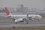 あっしーさんが、伊丹空港で撮影したエアーニッポンネットワーク DHC-8-402Q Dash 8の航空フォト(写真)