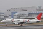 あっしーさんが、伊丹空港で撮影したジェイ・エア ERJ-170-100 (ERJ-170STD)の航空フォト(写真)