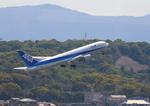 ふじいあきらさんが、福岡空港で撮影した全日空 767-381の航空フォト(写真)