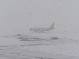 旭川空港 - Asahikawa Airport [AKJ/RJEC]で撮影されたアシアナ航空 - Asiana Airlines [OZ/AAR]の航空機写真