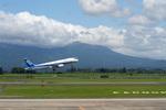 しゅあさんが、鹿児島空港で撮影した全日空 A320-211の航空フォト(写真)