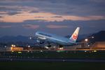 meijeanさんが、伊丹空港で撮影した日本航空 767-346/ERの航空フォト(写真)