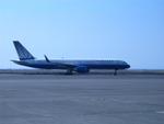 yuki-Iさんが、コナ国際空港で撮影したユナイテッド航空 757-222の航空フォト(写真)