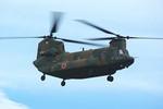 rjnsphotoclub-No.07さんが、静岡空港で撮影した陸上自衛隊 CH-47JAの航空フォト(写真)