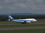 aquaさんが、新千歳空港で撮影した全日空 747-481(D)の航空フォト(写真)
