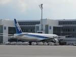 Take51さんが、ミュンヘン・フランツヨーゼフシュトラウス空港で撮影した全日空 777-381/ERの航空フォト(飛行機 写真・画像)