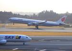 ふじいあきらさんが、成田国際空港で撮影した中国国際航空 A340-313Xの航空フォト(写真)