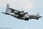 Chofu Spotter Ariaさんが、厚木飛行場で撮影したアメリカ海兵隊 KC-130T Herculesの航空フォト(飛行機 写真・画像)