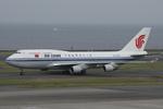 SKYLINEさんが、羽田空港で撮影した中国国際航空 747-4J6の航空フォト(写真)