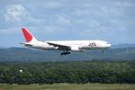 SKYLINEさんが、新千歳空港で撮影した日本航空 777-289の航空フォト(写真)