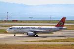 T.Sazenさんが、関西国際空港で撮影したトランスアジア航空 A320-232の航空フォト(飛行機 写真・画像)