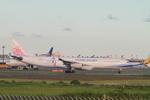 matsuさんが、成田国際空港で撮影したチャイナエアライン A340-313Xの航空フォト(写真)