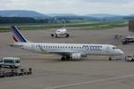 しんさんが、チューリッヒ空港で撮影したレジォナル ERJ-190-100 LR (ERJ-190LR)の航空フォト(写真)