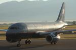 StarJet777さんが、ボーズマン・イエローストーン国際空港で撮影したユナイテッド航空 A319-131の航空フォト(飛行機 写真・画像)