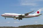 Scotchさんが、千歳基地で撮影した航空自衛隊 747-47Cの航空フォト(写真)