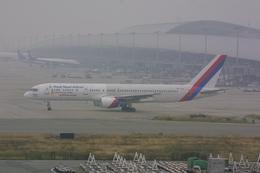 meijeanさんが、関西国際空港で撮影したロイヤル・ネパール航空 757-2F8Cの航空フォト(飛行機 写真・画像)