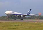 よしこさんが、広島空港で撮影した全日空 777-281の航空フォト(飛行機 写真・画像)