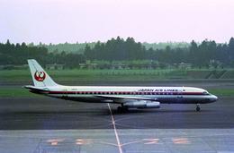 sakuraさんが、成田国際空港で撮影した日本航空 DC-8-62の航空フォト(飛行機 写真・画像)