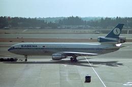 sakuraさんが、成田国際空港で撮影したサベナ・ベルギー航空 DC-10-30CFの航空フォト(写真)