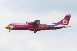 kingmengraiさんが、ドンムアン空港で撮影したノックエア ATR 72-201の航空フォト(飛行機 写真・画像)