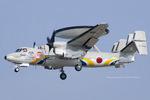 Scotchさんが、名古屋飛行場で撮影した航空自衛隊 E-2C Hawkeyeの航空フォト(飛行機 写真・画像)