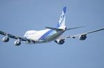 パンダさんが、成田国際空港で撮影した日本貨物航空 747-4KZF/SCDの航空フォト(写真)