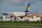 WING_ACEさんが、宮古空港で撮影したスカイマーク 737-86Nの航空フォト(飛行機 写真・画像)