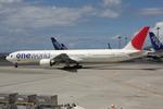 WING_ACEさんが、那覇空港で撮影した日本航空 777-346の航空フォト(飛行機 写真・画像)